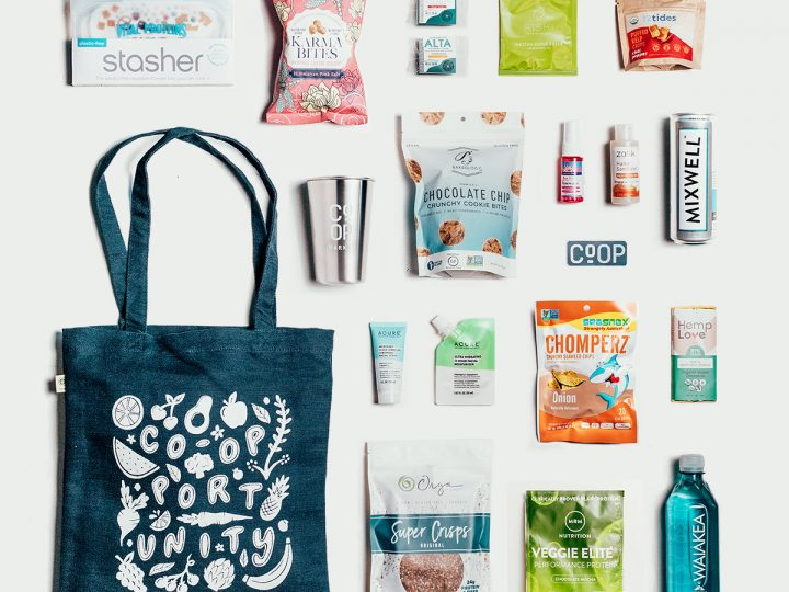Brands in our February Member Bags